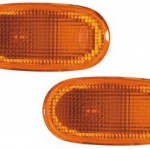 03-369 Side Direction Indicator Lamp, Amber Lens