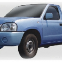 NISSAN FRONTIER SINGLE CAB '01-'06