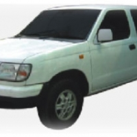 NISSAN FRONTIER KING CAB/4DR '09-'00