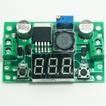 LM2596 DC-DC regulator with led display (2A)