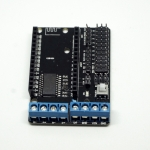 NodeMCU V2 Motor Shield Board (L293D)