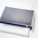 "7"" LCD touch screen for Raspberry Pi"