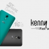 "Wiko Kenny 5"" จอ IPS Ram 1 + Rom 16 4G"