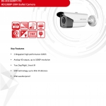 DS-2CE16D0T-IT3 HD1080P EXIR Bullet Camera 3.6mm.,6mm.8mm
