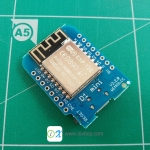 WeMos D1 mini V2.2.0 Lua WIFI IoT ESP8266 Development Board