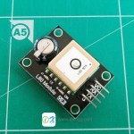 L80 Module tiny gps module with patch antenna