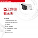 DS-2CE16F1T-IT3MP EXIR Bullet Camera 3.6mm.,6mm.8mm