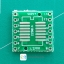 PCB Adapter SOP14 SSOP14 TSSOP14 to DIP14 thumbnail 1