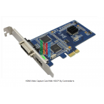 HDCP HDMI Video Capture Card with Composit cable สำหรับทำสตรีมมิ่ง