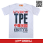 เสื้อยืด OLDSKULL: EXPRESS TICKET TO TPE | WHITE thumbnail 1