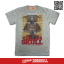 เสื้อยืด OLDSKULL EXPRESS : SAMURAI GHOST |Gray | XL thumbnail 1