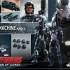 Hot Toys : MMS290D10 WAR MACHINE MARK II Avengers: Age of Ultron DIECAST NEW