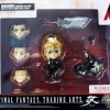 Trading Arts Kai mini No.1 Cloud Strife FF VII Advent Children NEW