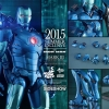 Hot Toys : MMS314D12 Iron Man Mark 3 MARK III (Stealth Mode Version) DIECAST NEW
