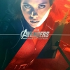 Hot Toys : MMS288 Black Widow Avengers Age of Ultron AOU NEW