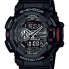 "นาฬิกา คาสิโอ Casio G-Shock Standard Analog-Digital รุ่น GA-400-1B ""BLACK EAGLE"""
