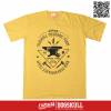 เสื้อยืด OLDSKULL: ULTIMATE HD | YELLOW