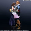 Play Arts Kai Final Fantasy X HD-Remarted Yuna and Tidus NEW