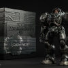 Sideshow : Terran Space Marine Jim Raynor StarCraft II 1/6 Action Figure NEW