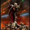 SIDESHOW Star Wars General Grievous 1/6 Scale Figure 16 inch NEW [Normal Ver.]
