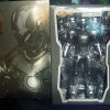 Hot Toys MMS150 IRON MAN 2 Mark II Armor Unleashed Version NEW