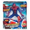 The Amazing Motorized Web Shooting Spider-Man Figure