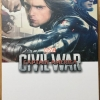 Hot Toys mms351 Winter Soldier Captain America: Civil War 1/6 Scale NEW