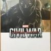 Hot Toys mms363 Black Panther Captain America: Civil War 1/6 Scale NEW