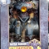 NECA Pacific Rim 18 inch Jaeger Gipsy Danger Battle Damaged With Light Up Plasma Cannon NEW