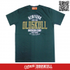 เสื้อยืด OLDSKULL: ULTIMATE HD #08 | DARK GREEN