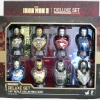 Hot Toys : Iron Man 3 Deluxe Set 1/6th Scale Collectible Bust Figure 8pcs NEW