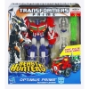 Transformers Prime Beast Hunters Voyager Class Optimus Prime Figure 6.5 Inches NEW