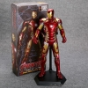 Crazy Toys Iron Man Mark XLIII MK 43 Avengers Age of Ultron Statue NEW