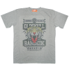 เสื้อยืด OLDSKULL : EXPRESS HD #07| Topdry Grey | XL