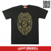 เสื้อยืด OLDSKULL: ULTIMATE ACID | LIGHT BLACK