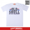 เสื้อยืด OLDSKULL: ULTIMATE HD #69 | WHITE