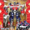Transformers Revenge of the Fallen Buster Optimus Prime RA-24 KO NEW