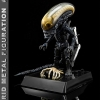 86hero Herocross Hybrid Metal Figuration # 023 The Alien NEW
