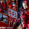 Hot Toys MMS396 Iron Man MARK XV SNEAKY (RETRO ARMOR VERSION) Exclusive Toys Fair NEW