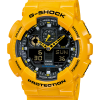 นาฬิกา คาสิโอ Casio G-Shock Standard Analog-Digital รุ่น GA-100A-9A (BUMBLE BEE)