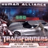 Transformers Revenge of the Fallen Human Alliance Sideswipe [KO] NEW