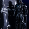 Hot Toys MMS356 Armored Batman Black Chrome Ver. BvS : Dawn Of Justice 1/6 Scale NEW