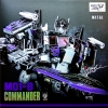 Wei Jiang M01B Commander Black Optimus Prime Diecast NEW