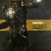 Hot Toys MMS251 BONES MARK XLI Iron Man 3 1/6 Scale NEW