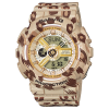 นาฬิกา คาสิโอ Casio Baby-G Girls' Generation Leopard series รุ่น BA-110LP-9A