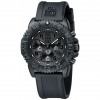 นาฬิกา Luminox รุ่น LUMINOX 3081.BO Men Navy SEAL Blackout Chronograph