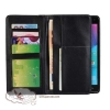 เคส Samsung Galaxy Note 4 Multi-Fold Leather Wallet จาก ZC [Pre-order]