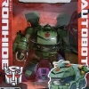 Transformers Animated Ironhide : ( Bulkhead ) Leader Class NEW TOMY TAKARA