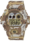 นาฬิกา คาสิโอ Casio G-Shock Limited Military Camouflage series รุ่น GD-X6900MC-5