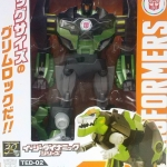 Transformers Robot in Disguise TED-02 Big Grimlock Takara NEW